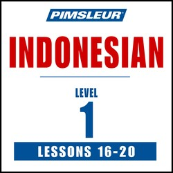 Indonesian Phase 1, Unit 16-20