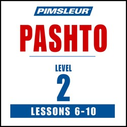 Pimsleur Pashto Level 2 Lessons  6-10 MP3