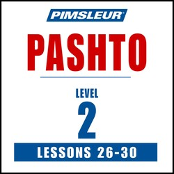 Pimsleur Pashto Level 2 Lessons 26-30 MP3