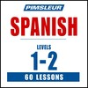 Pimsleur Spanish Levels 1-2 MP3