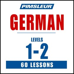 Pimsleur German Levels 1-2 MP3