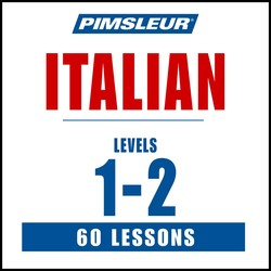 Pimsleur Italian Levels 1-2 MP3