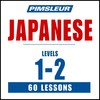 Pimsleur Japanese Levels 1-2 MP3