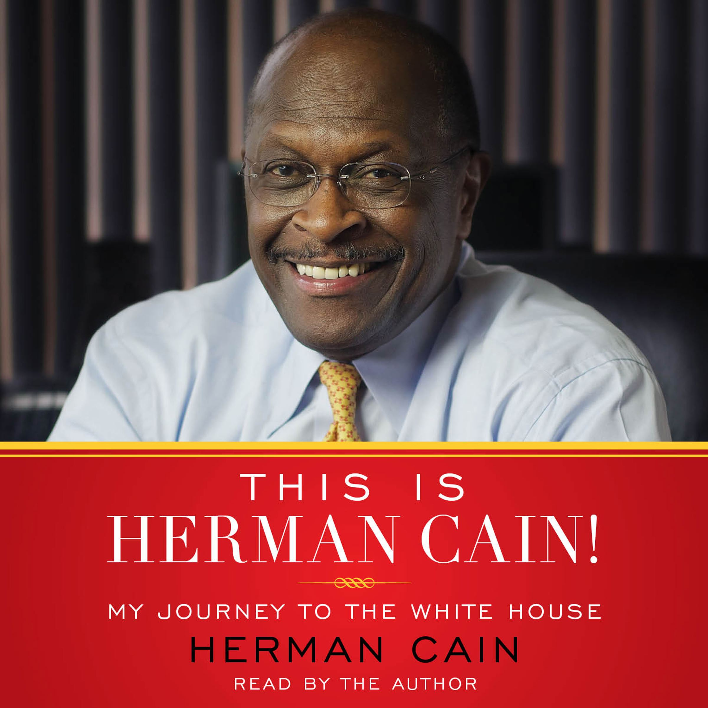This is herman cain! 9781442347618 hr