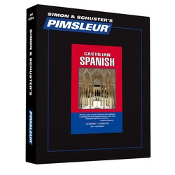 Pimsleur Spanish (Castilian) Level 1 CD