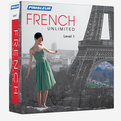 Pimsleur French Level 1 Unlimited Software