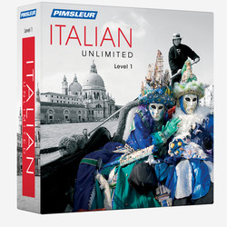 Pimsleur Italian Level 1 Unlimited Software