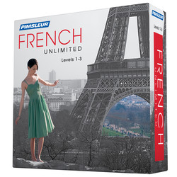 Pimsleur French Levels 1-3 Unlimited Software