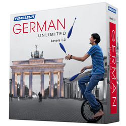 Pimsleur German Levels 1-3 Unlimited Software