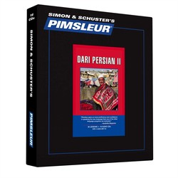 Pimsleur Dari Persian Level 2 CD
