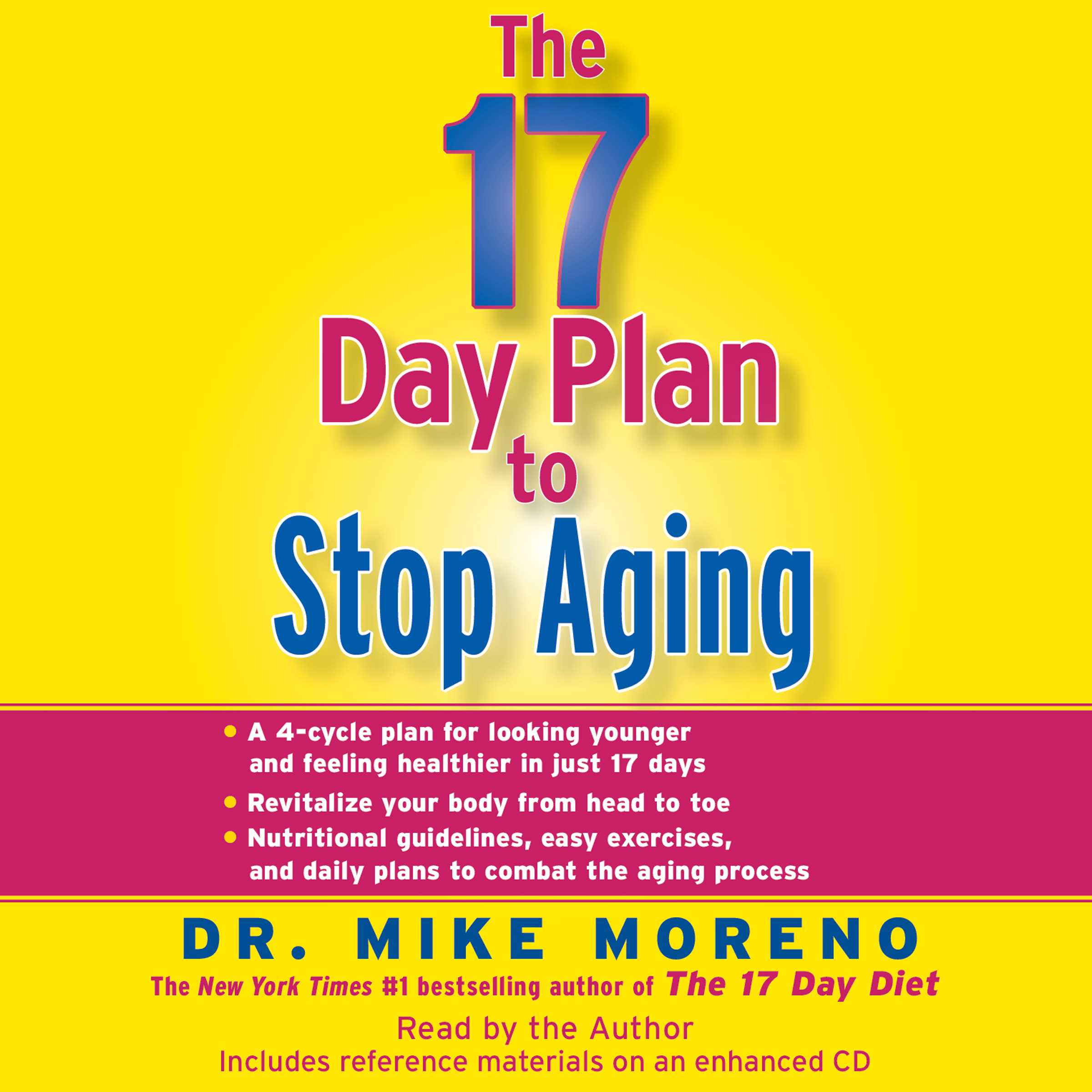 The 17 day plan to stop aging 9781442349193 hr