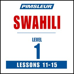 Swahili Phase 1, Unit 11-15