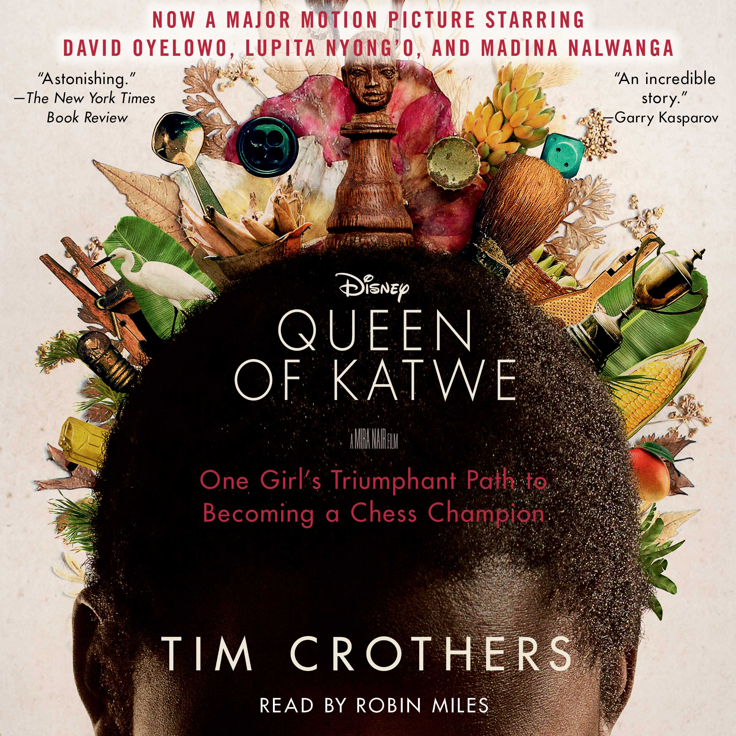 The queen of katwe 9781442356115 hr