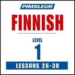 Finnish Phase 1, Unit 26-30