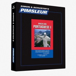 Pimsleur Portuguese (Brazilian) Level 1 CD