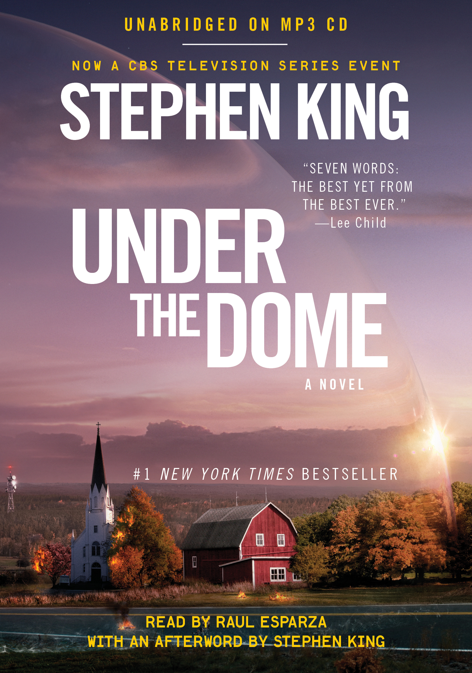 Under the dome 9781442365490 hr