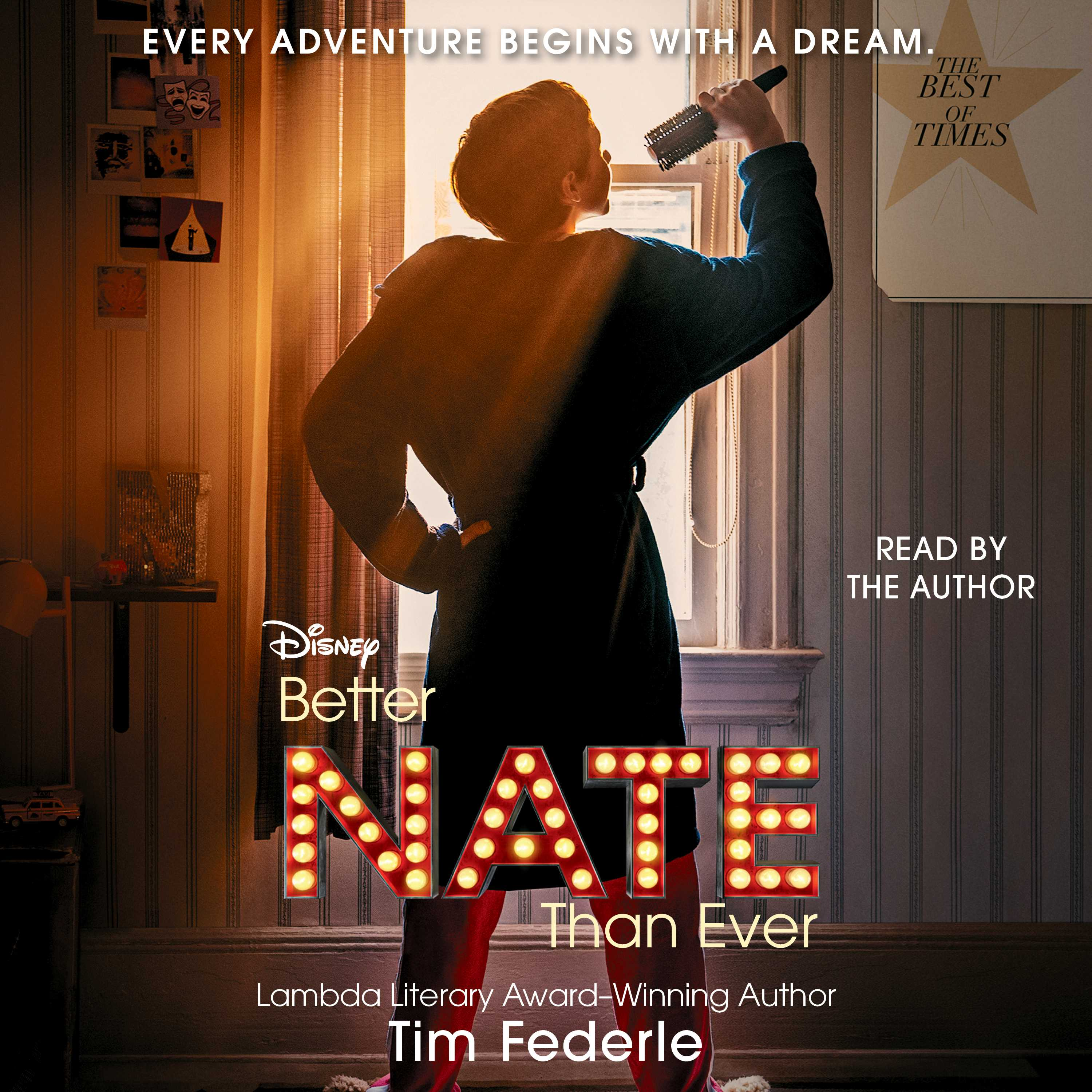 Better nate than ever 9781442366206 hr