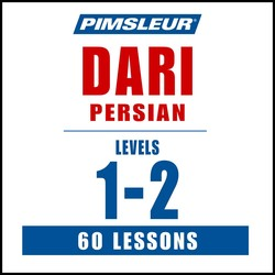 Pimsleur Dari Persian Levels 1-2 MP3