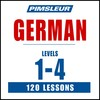 Pimsleur German Levels 1-4 MP3
