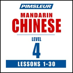 Pimsleur Chinese (Mandarin) Level 4 MP3