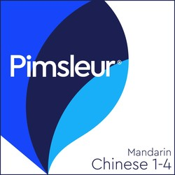 Pimsleur Chinese (Mandarin) Levels 1-4 MP3