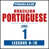 Pimsleur Portuguese (Brazilian) Level 1 Lessons  6-10 MP3