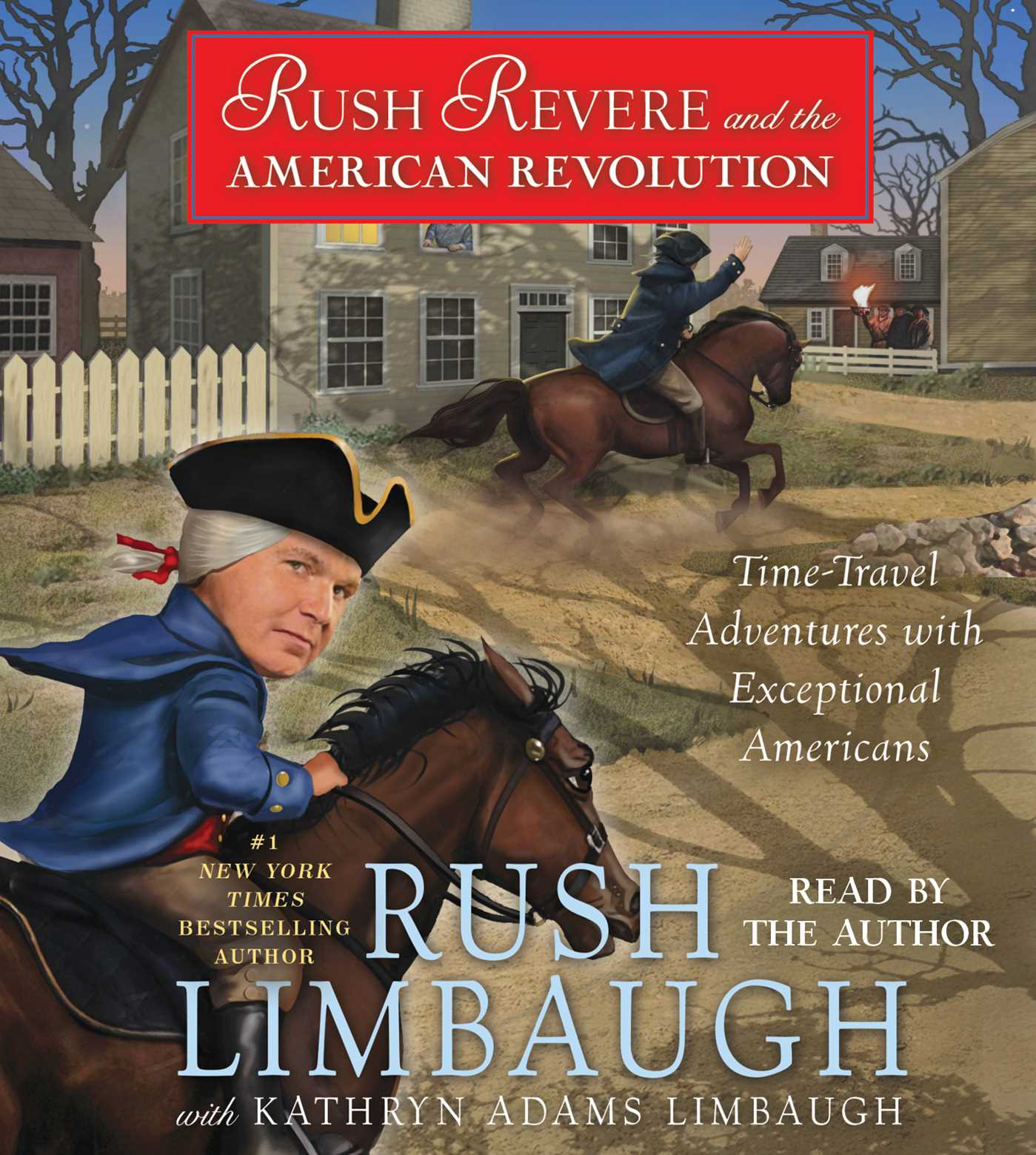 Rush revere and the american revolution 9781442378186 hr