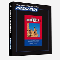 Pimsleur Portuguese (European) Level 1 CD
