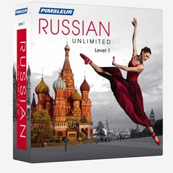 Pimsleur Russian Level 1 Unlimited Software