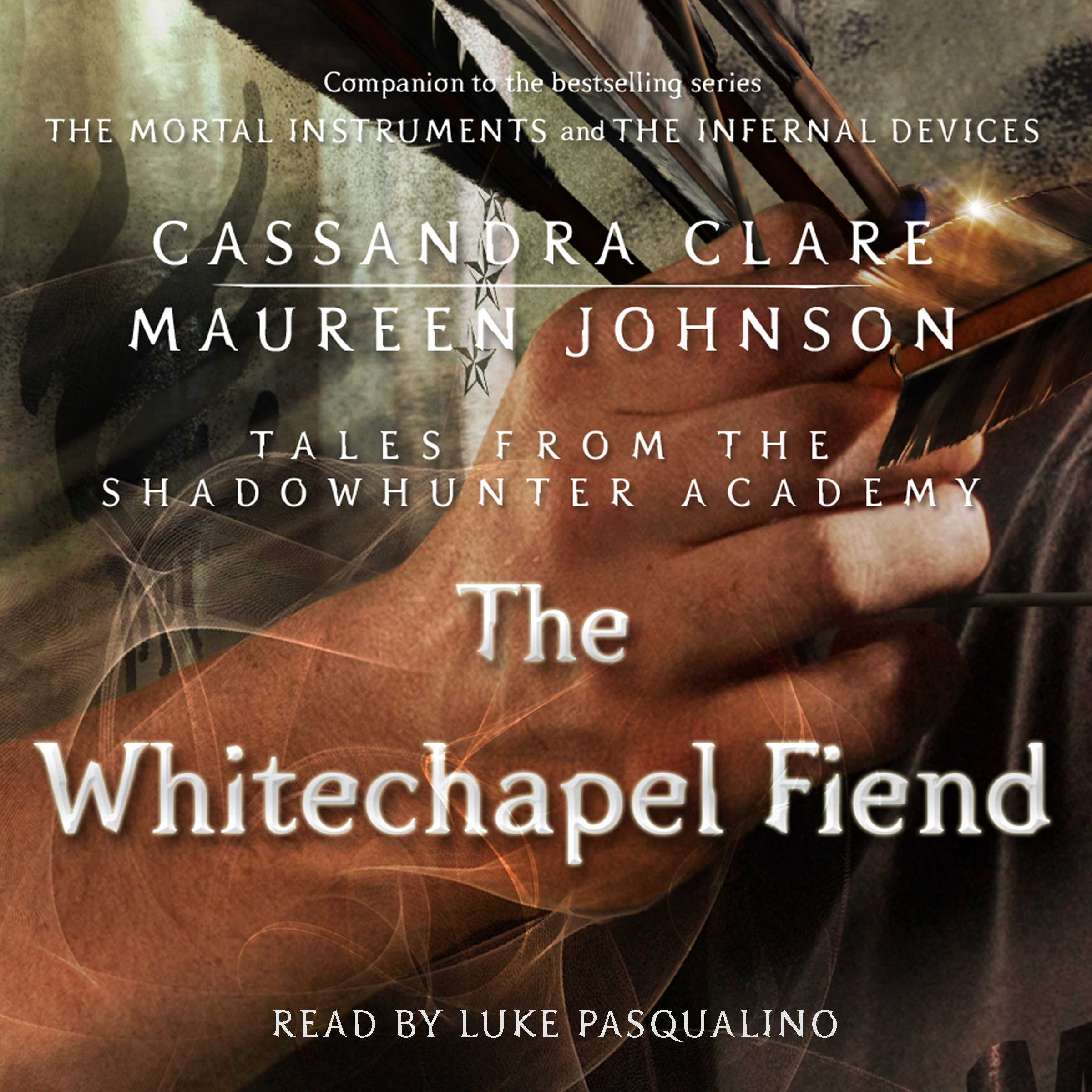 The whitechapel fiend 9781442383999 hr