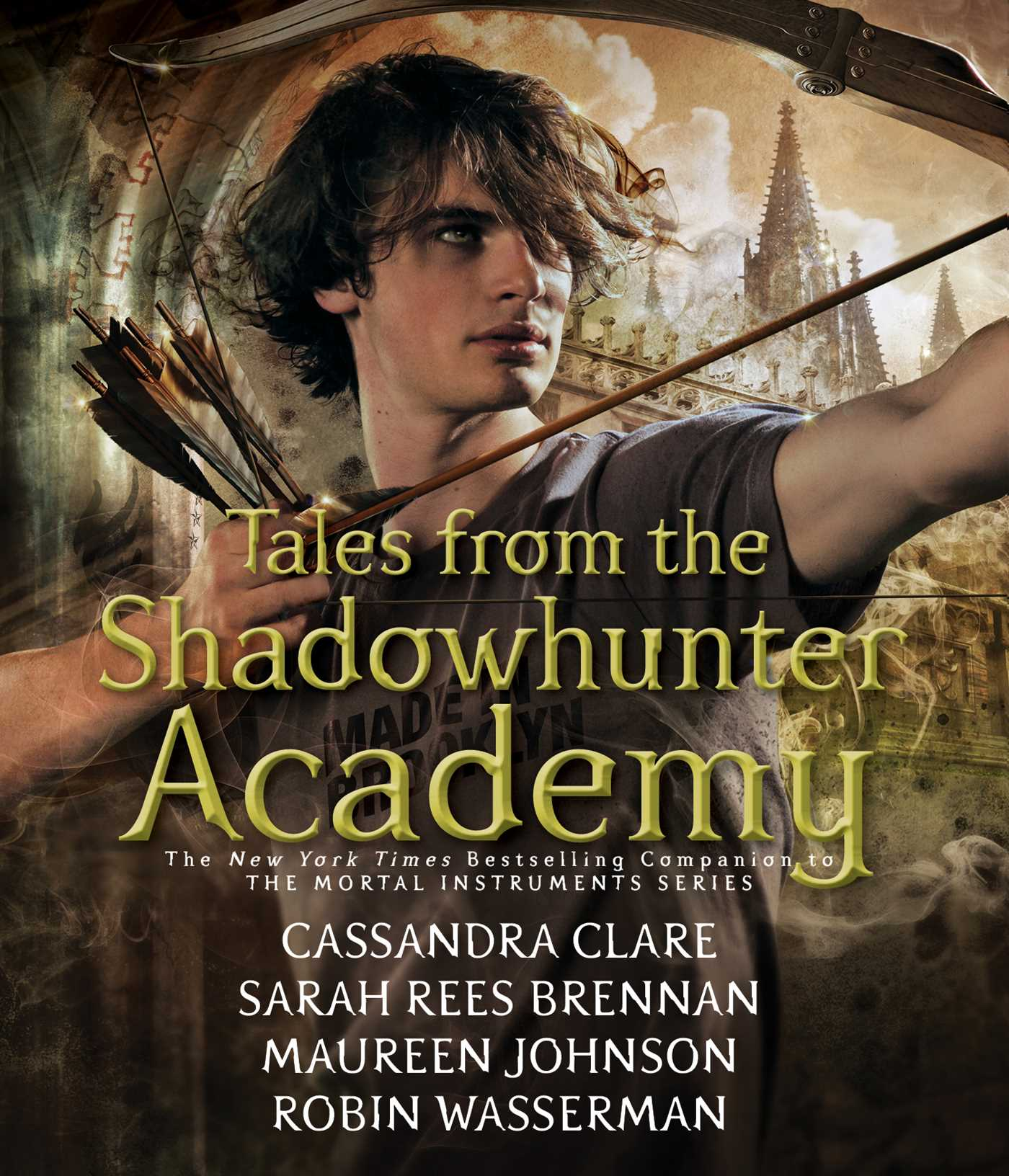 Tales from the shadowhunter academy 9781442384613 hr