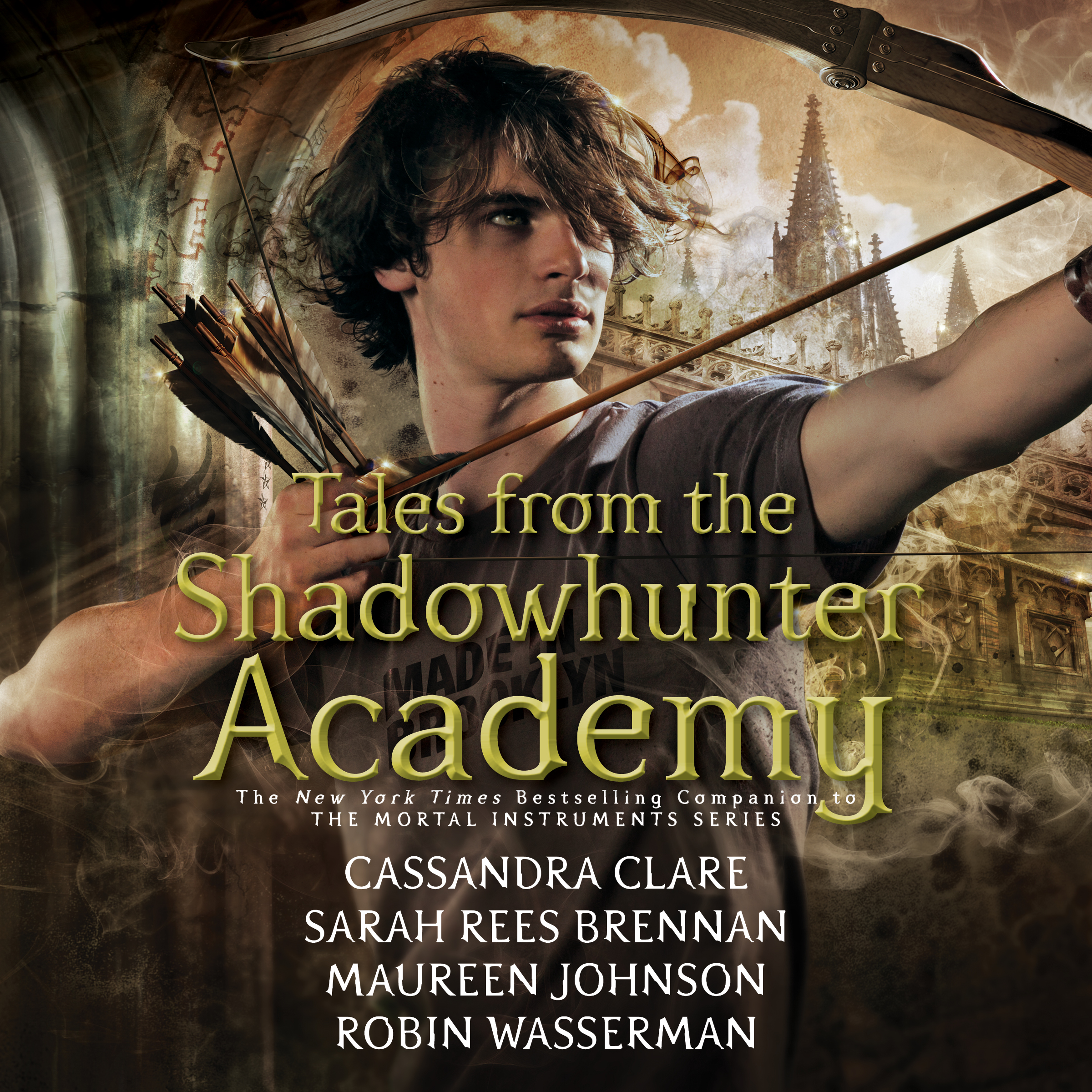 Tales from the shadowhunter academy 9781442384620 hr