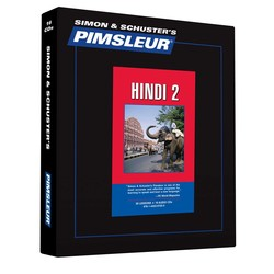 Pimsleur Hindi Level 2 CD