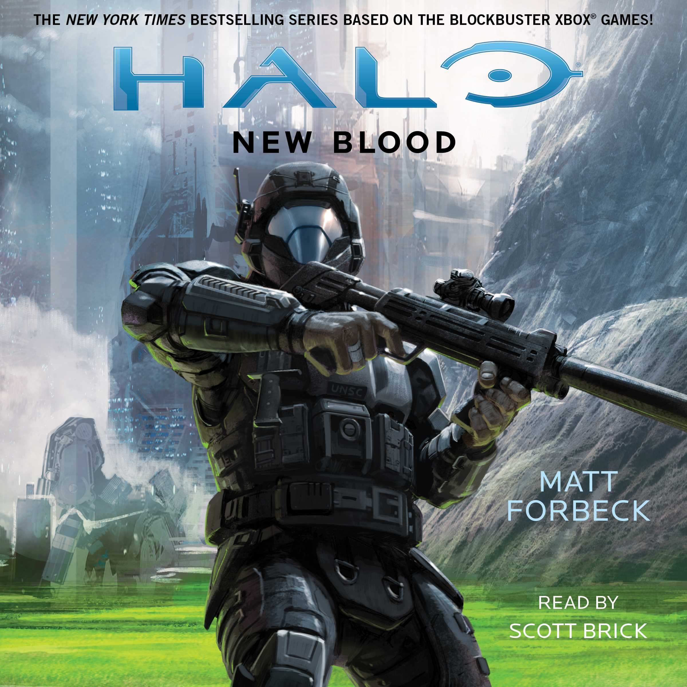 Halo new blood 9781442389434 hr