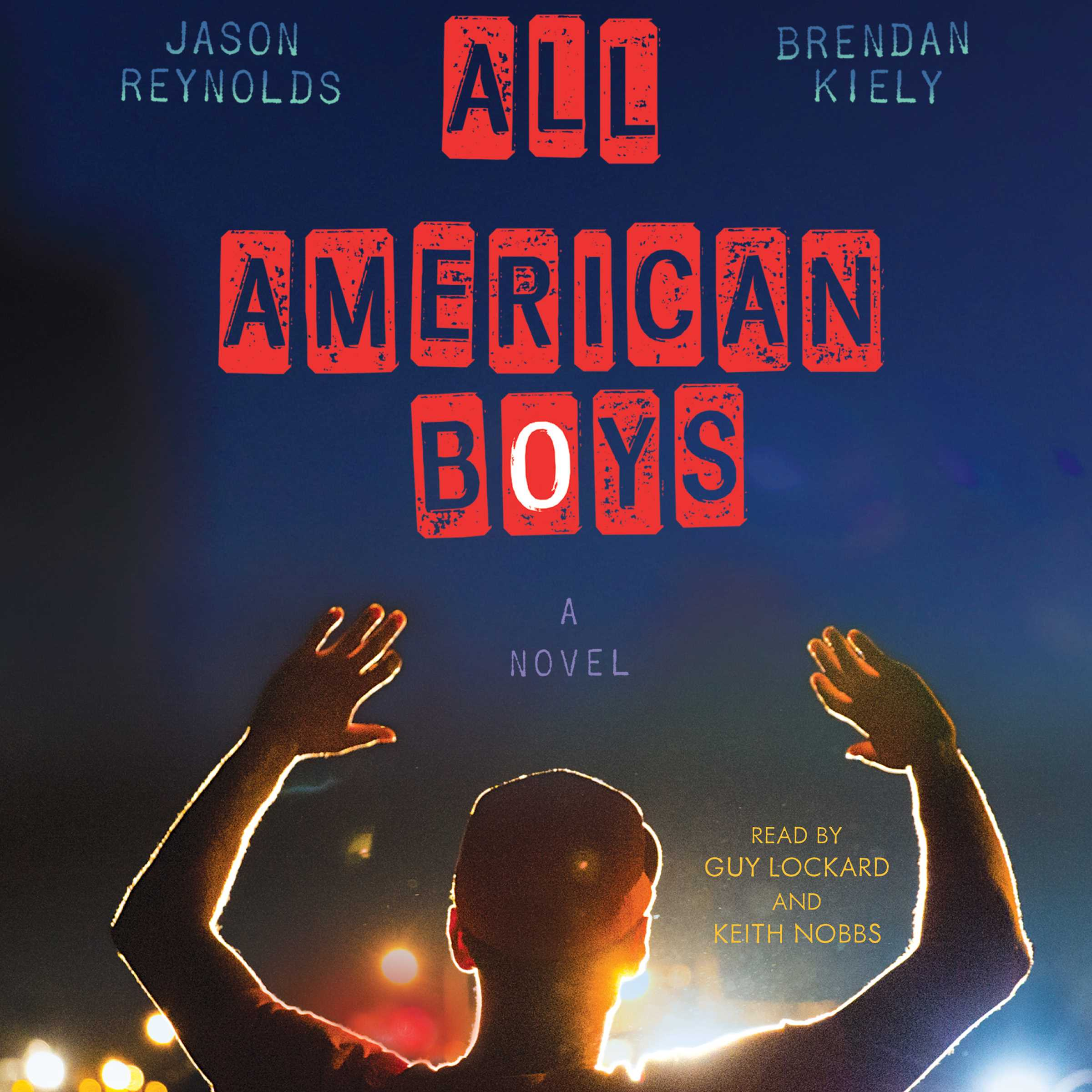All american boys 9781442398672 hr