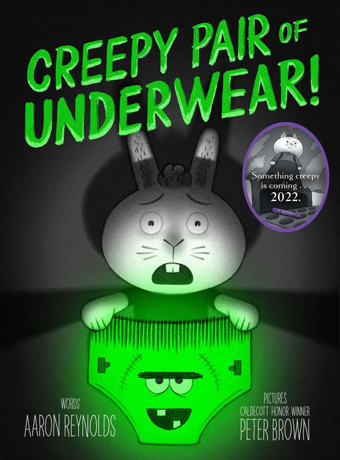 Creepy pair of underwear 9781442402980 hr