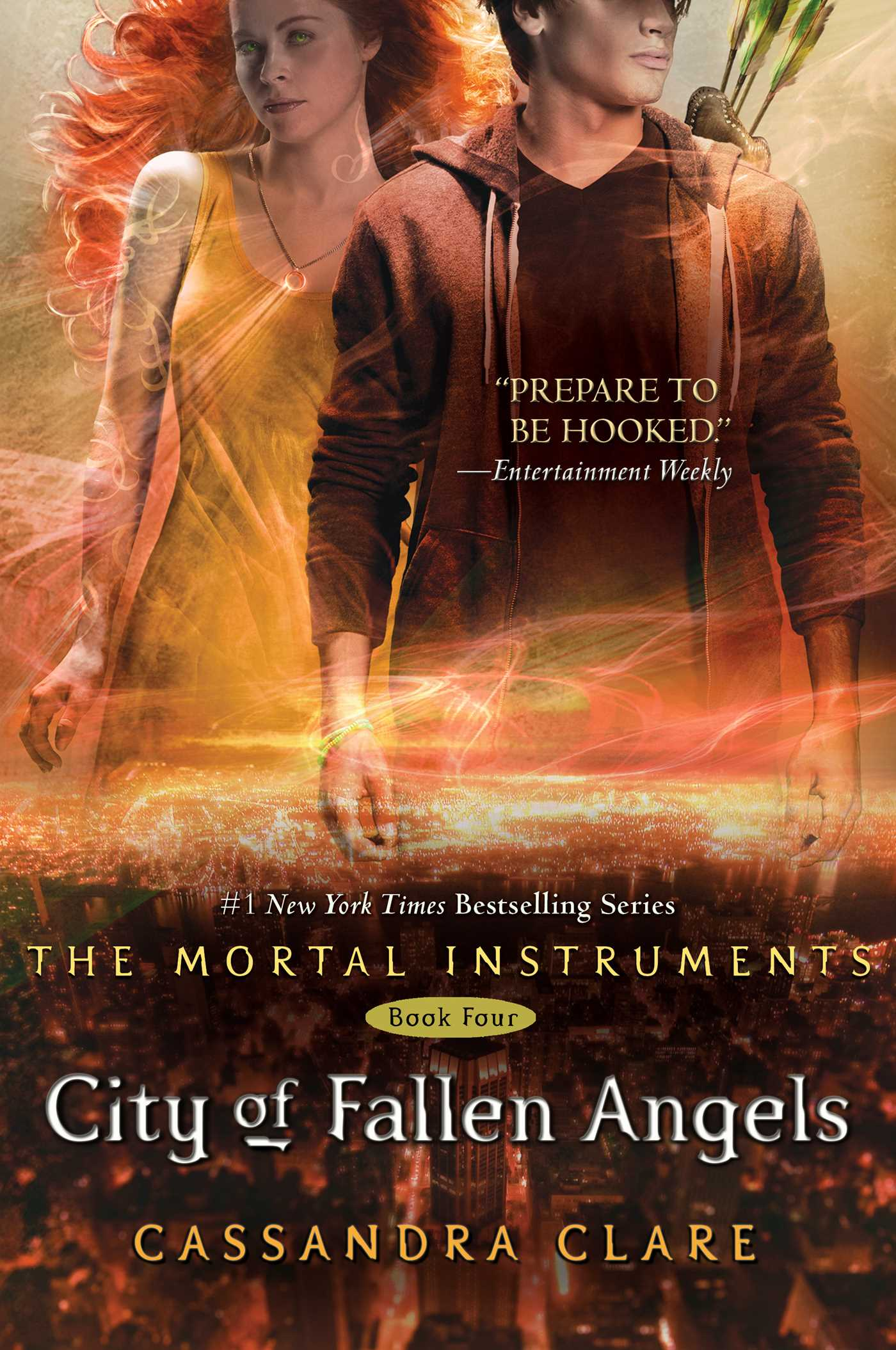 City of fallen angels 9781442403543 hr