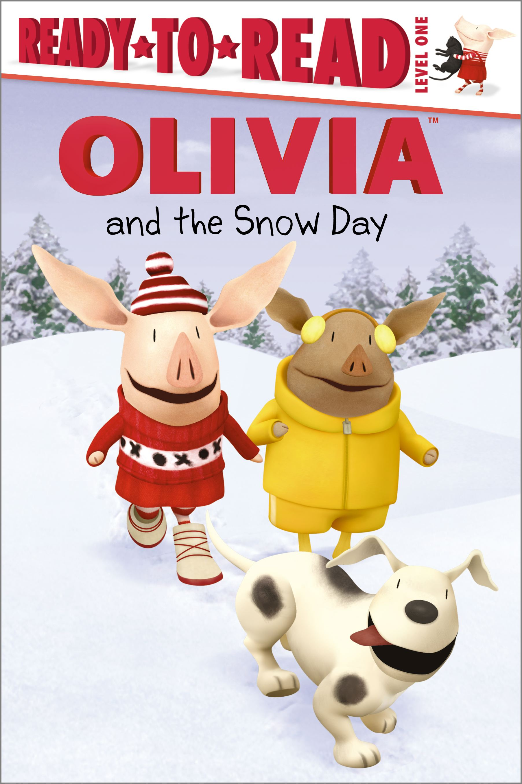 Olivia and the snow day 9781442408135 hr