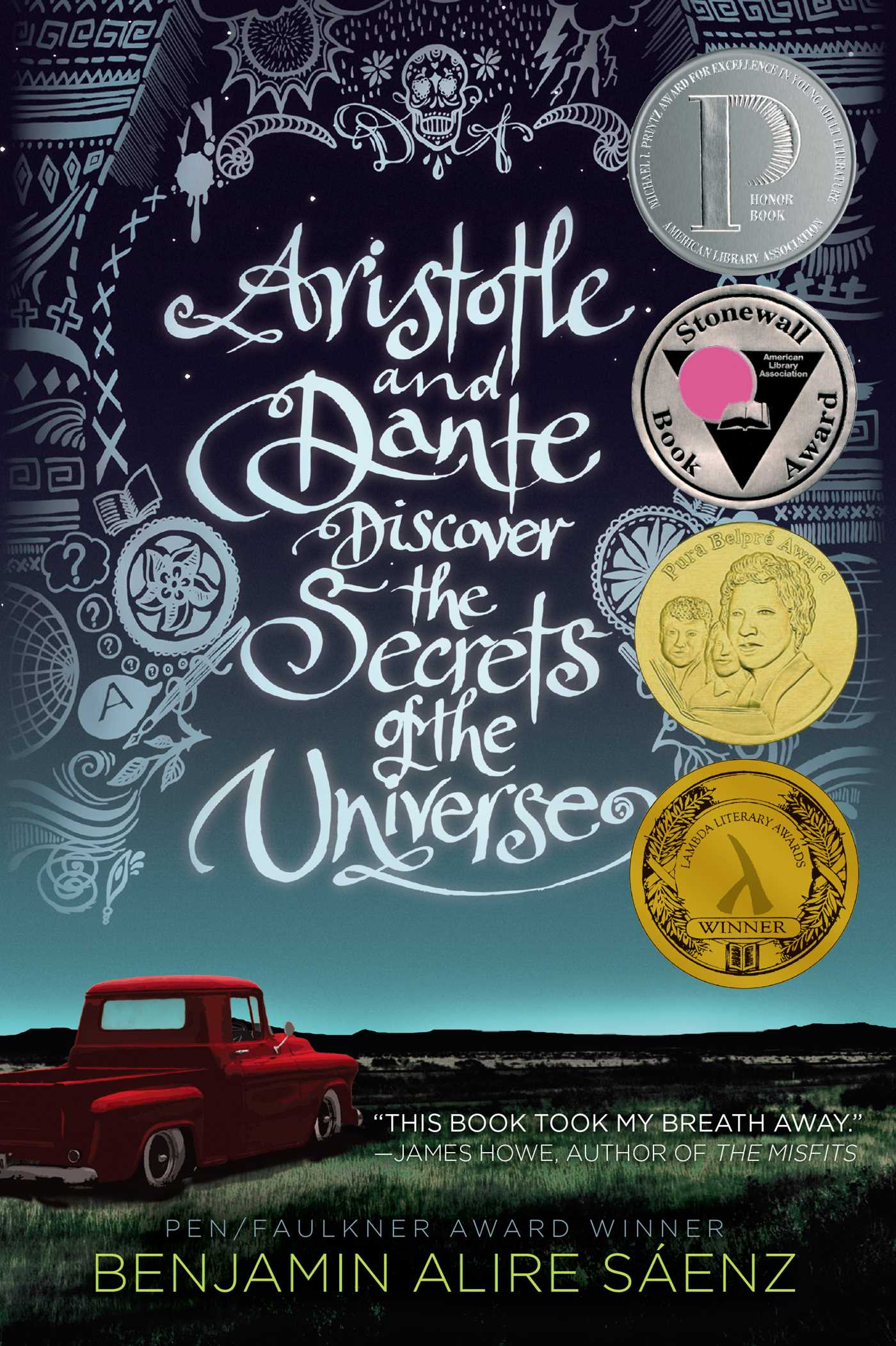 Aristotle and dante discover the secrets of the universe 9781442408944 hr