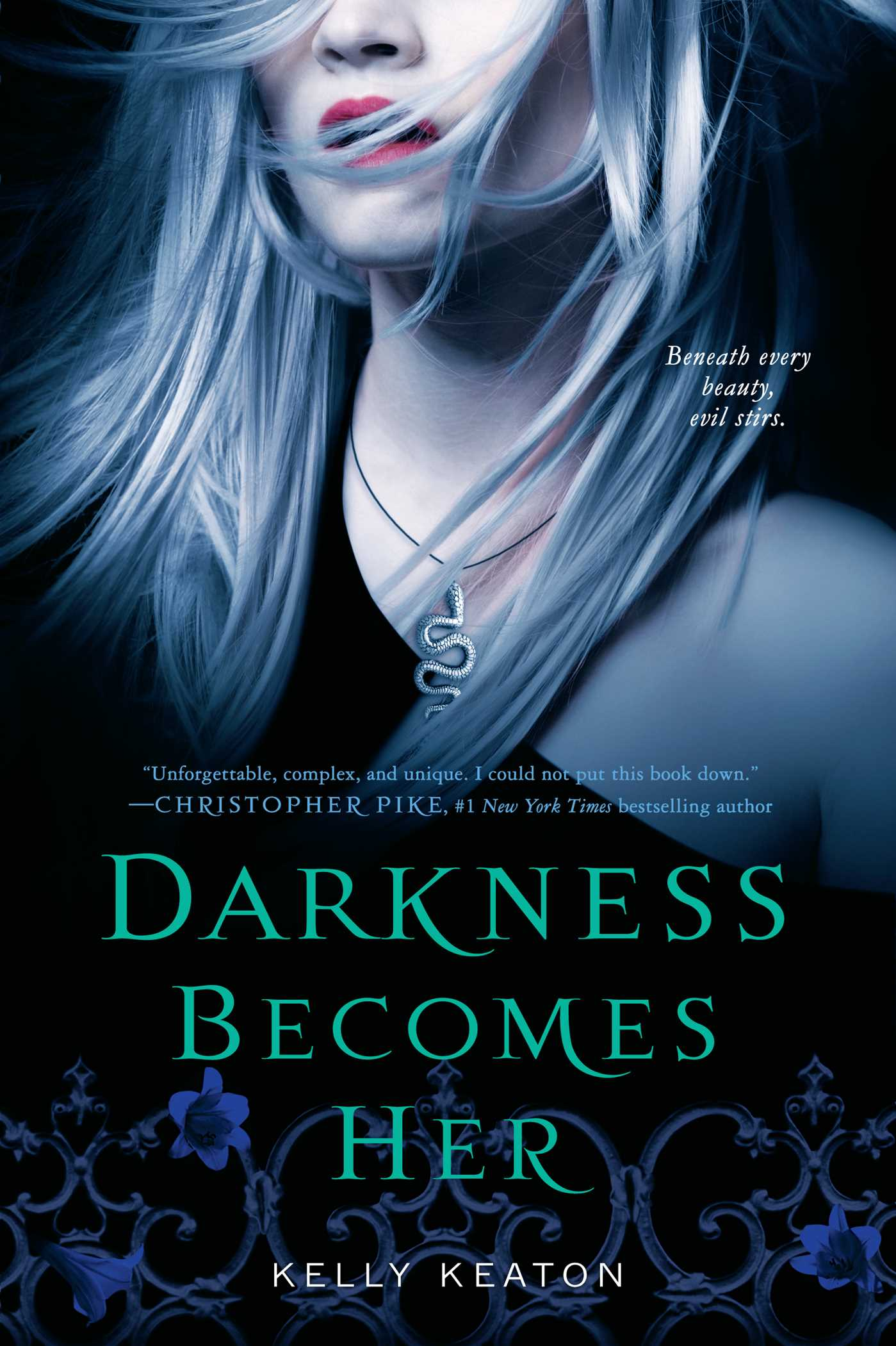 Darkness becomes her 9781442409262 hr