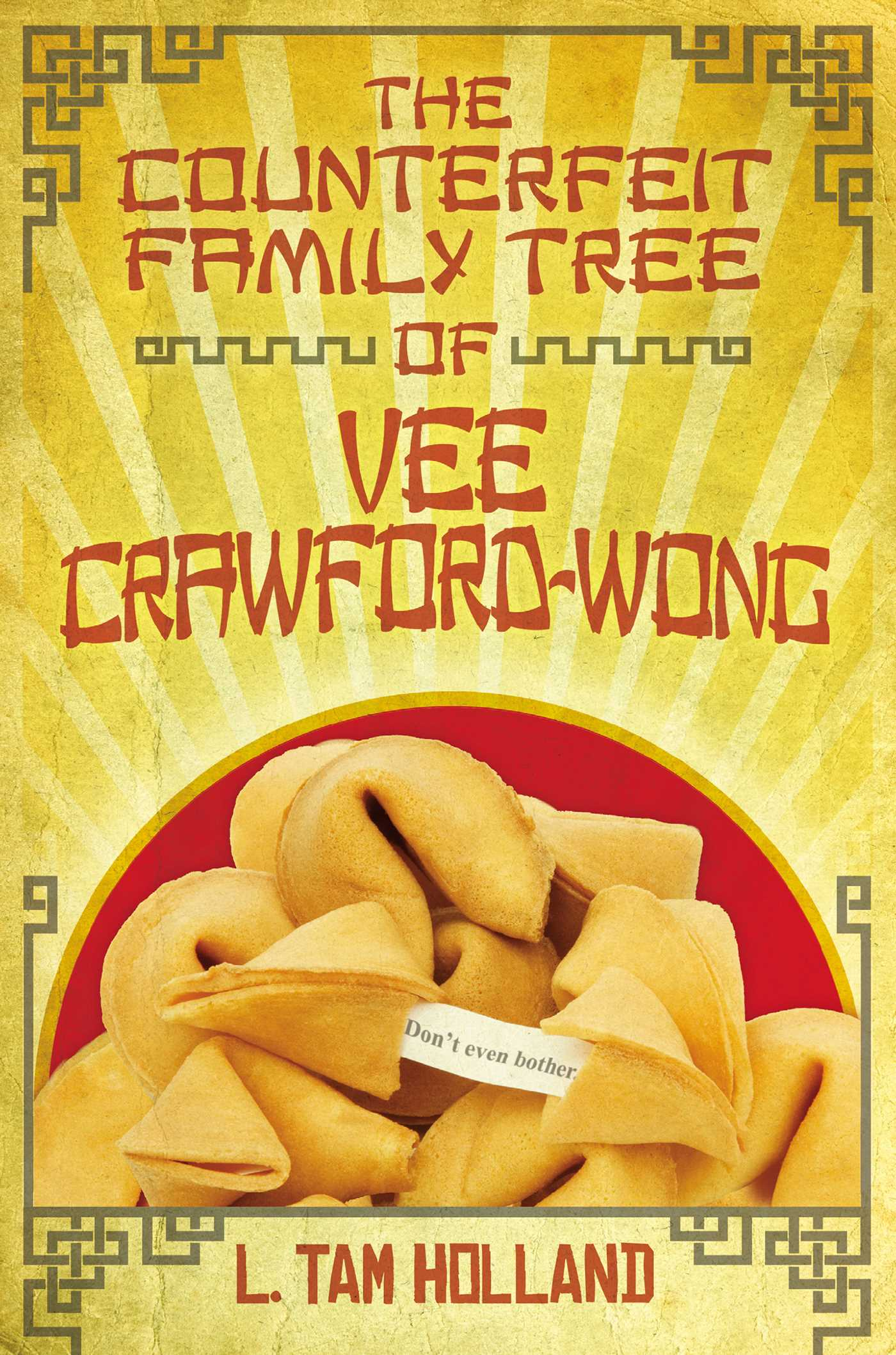 The counterfeit family tree of vee crawford wong 9781442412651 hr