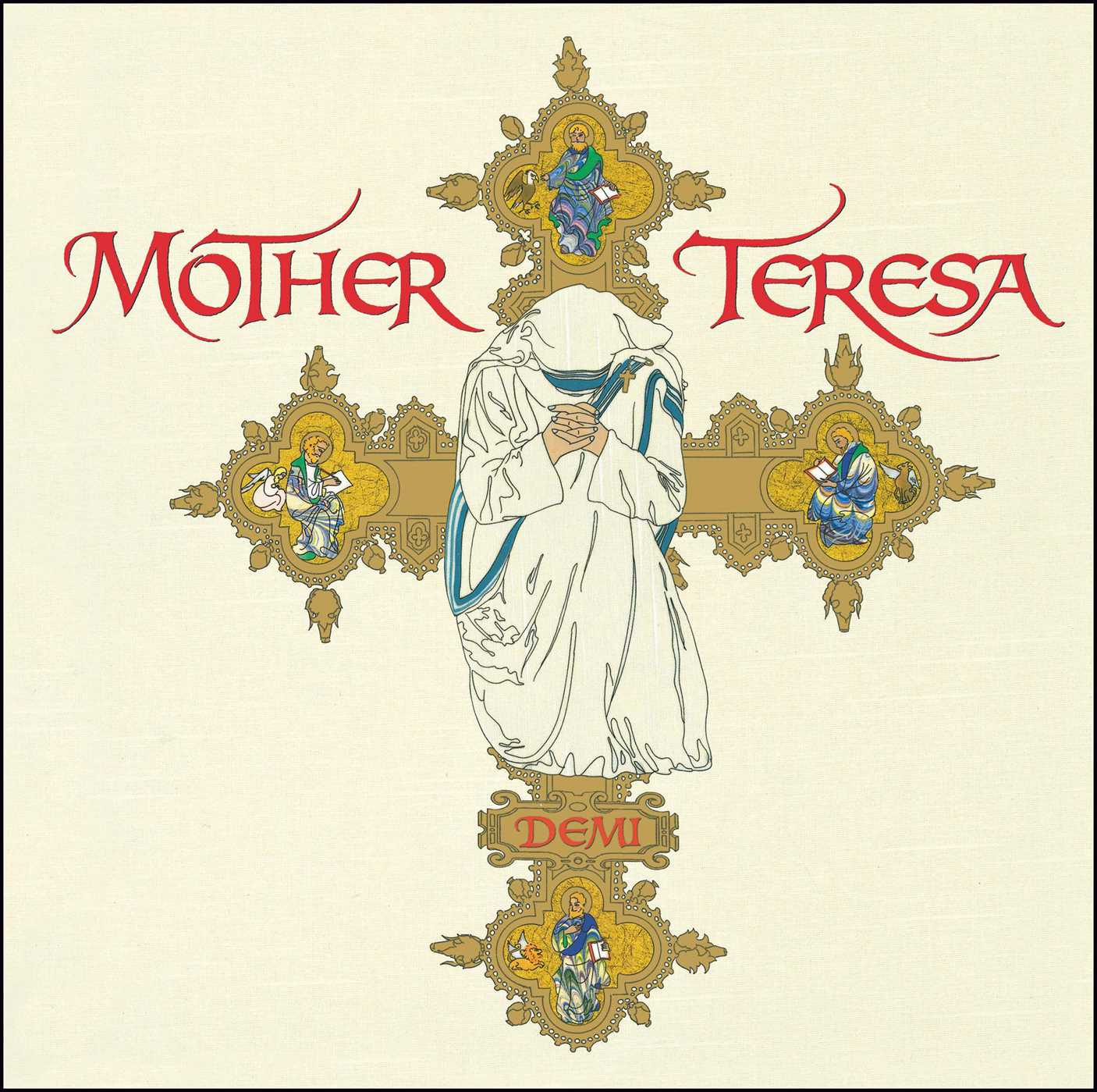 Mother teresa 9781442421523 hr
