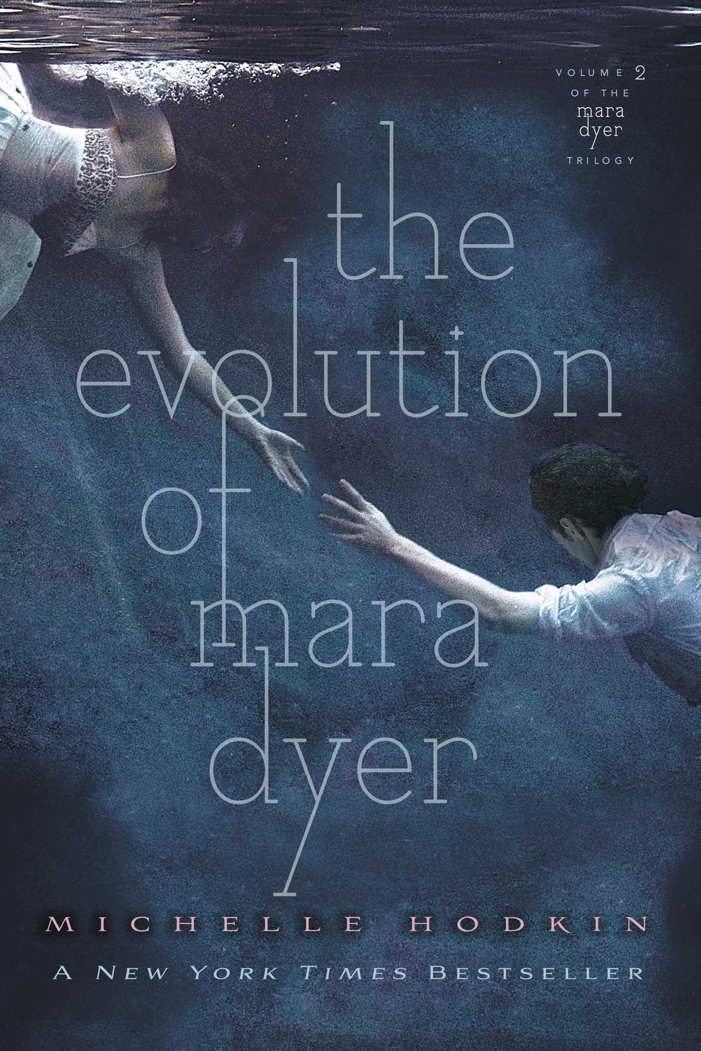 The evolution of mara dyer 9781442421806 hr
