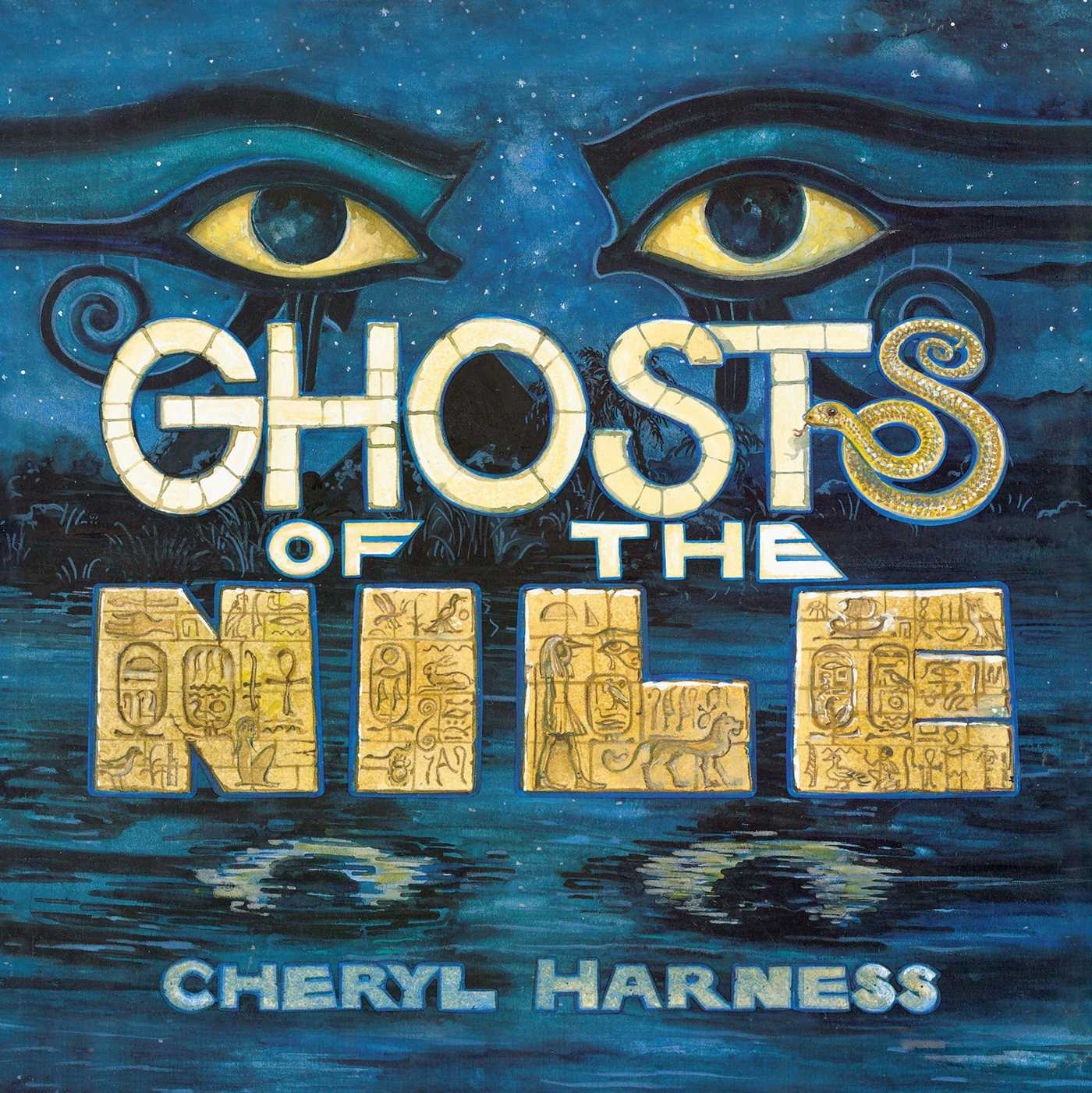Ghosts of the nile 9781442422001 hr