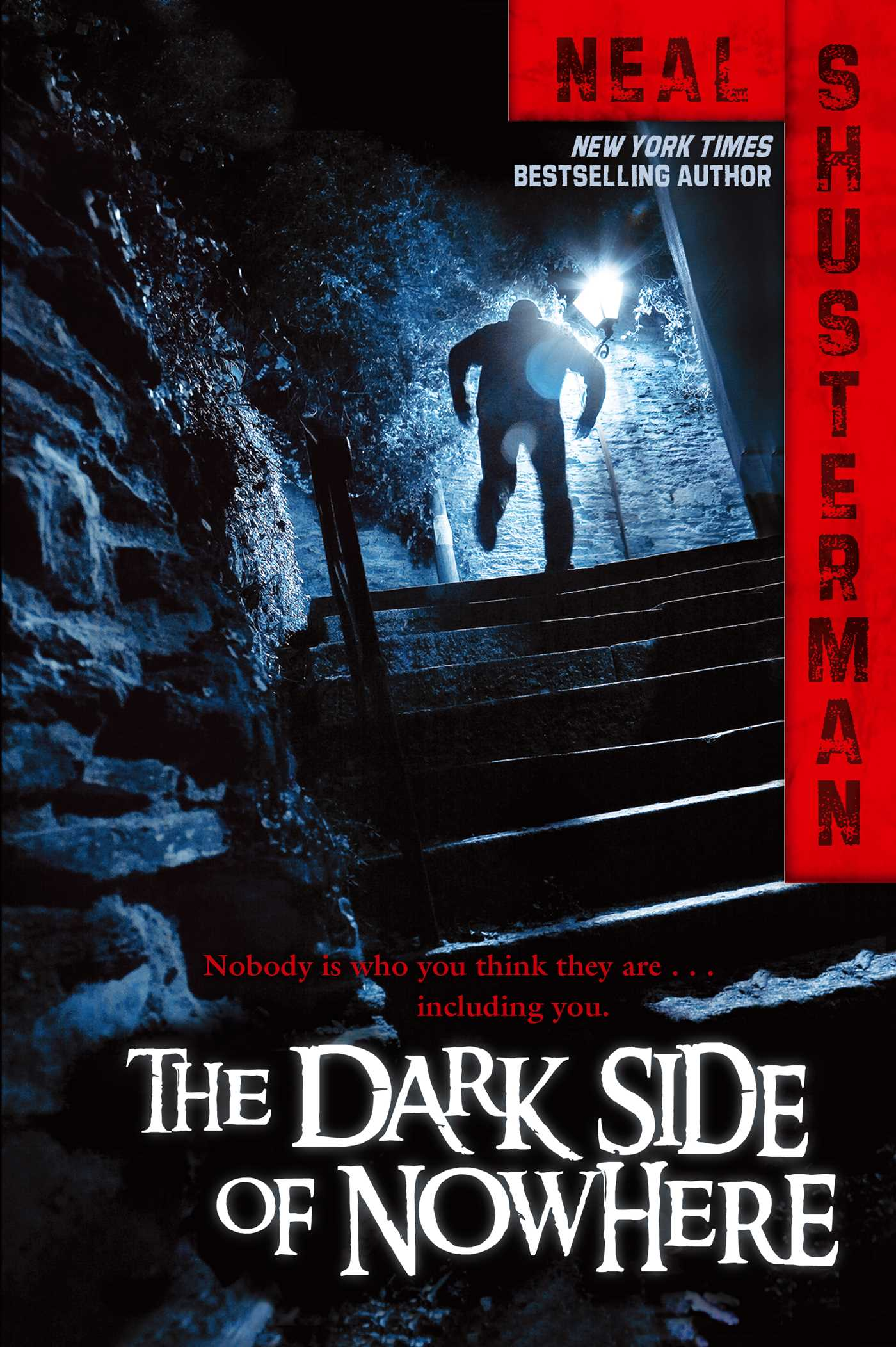 a summary of the dark side of nowhere by neal shusterman