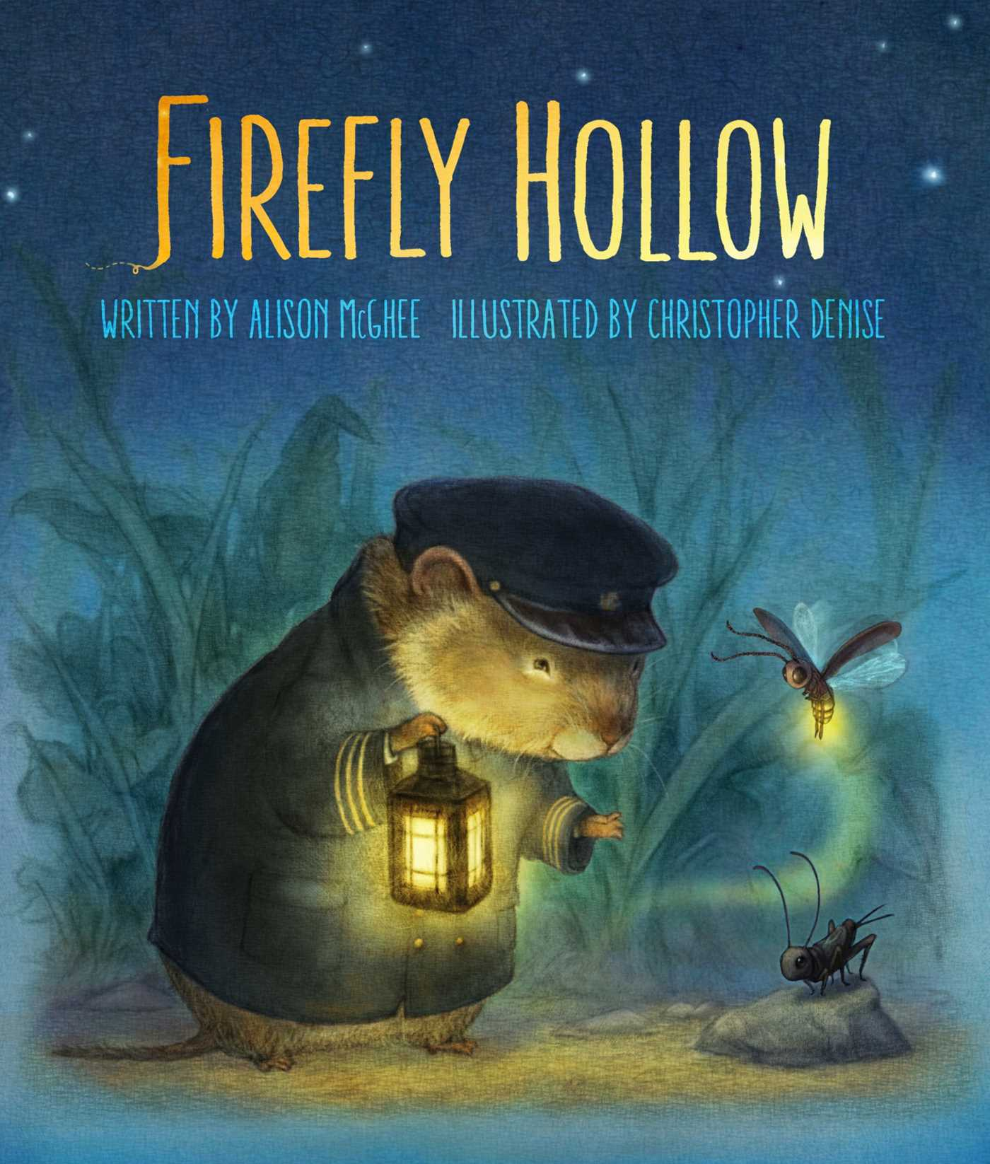Firefly hollow book by alison mcghee christopher denise firefly hollow 9781442423374 hr fandeluxe Document