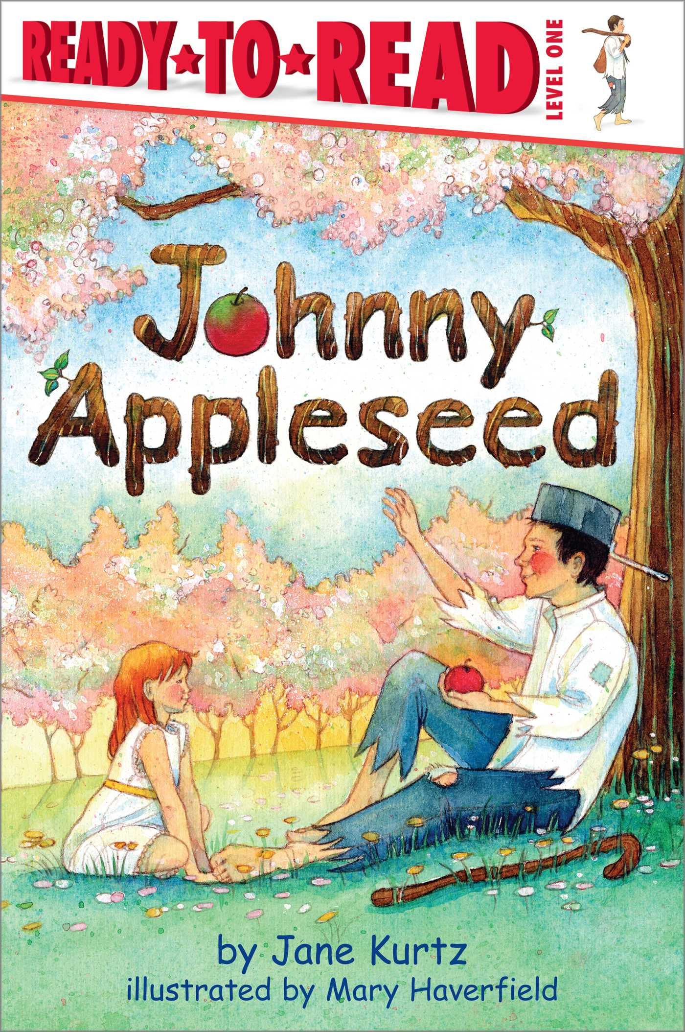 Johnny appleseed 9781442426214 hr