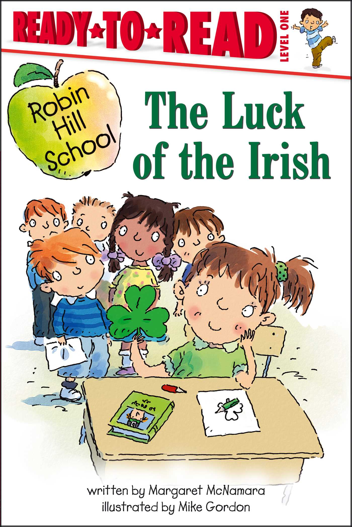 The luck of the irish 9781442426245 hr