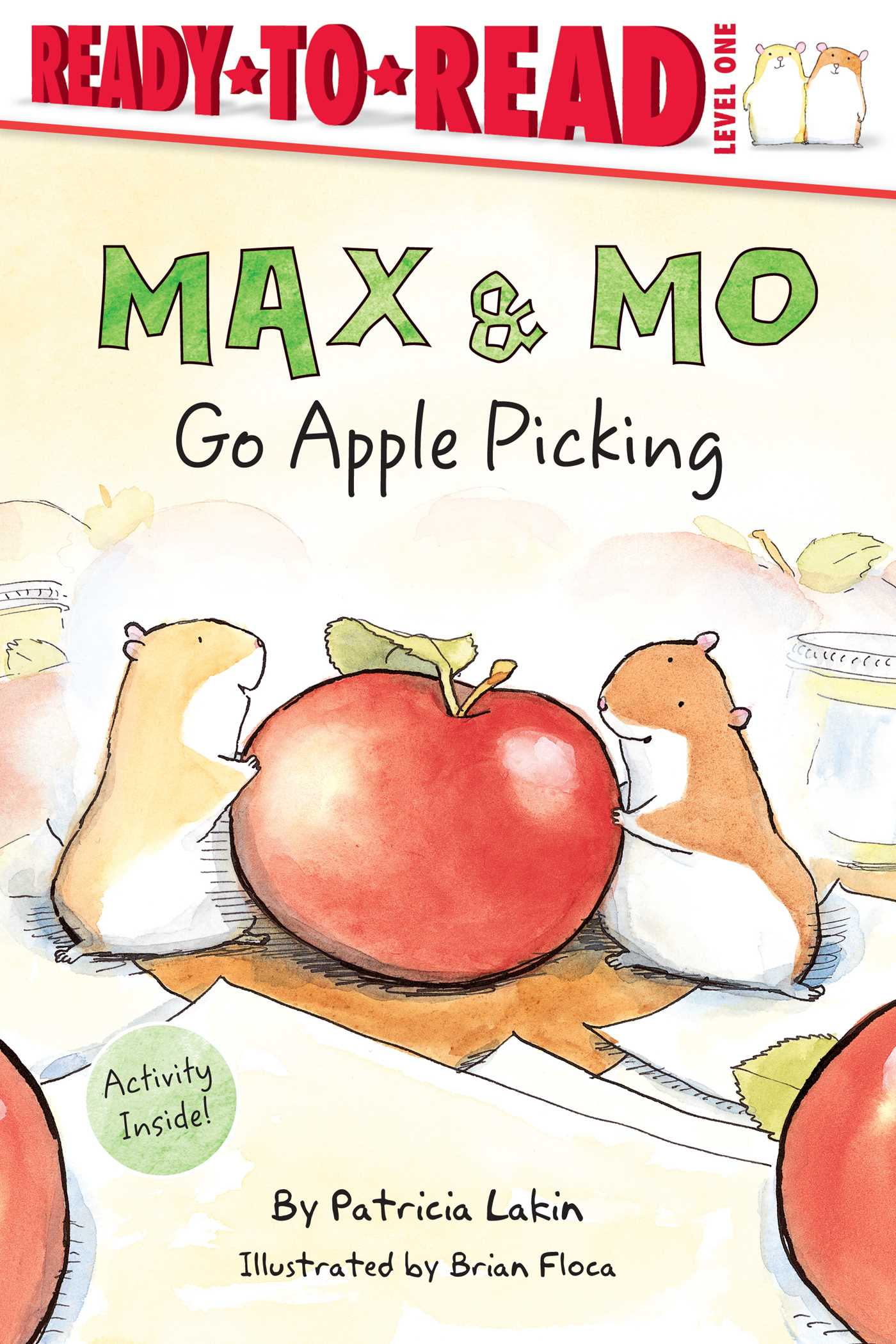 Max mo go apple picking 9781442426276 hr