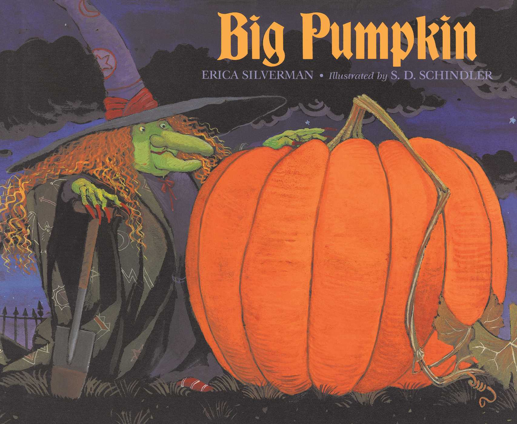 Big pumpkin 9781442426382 hr